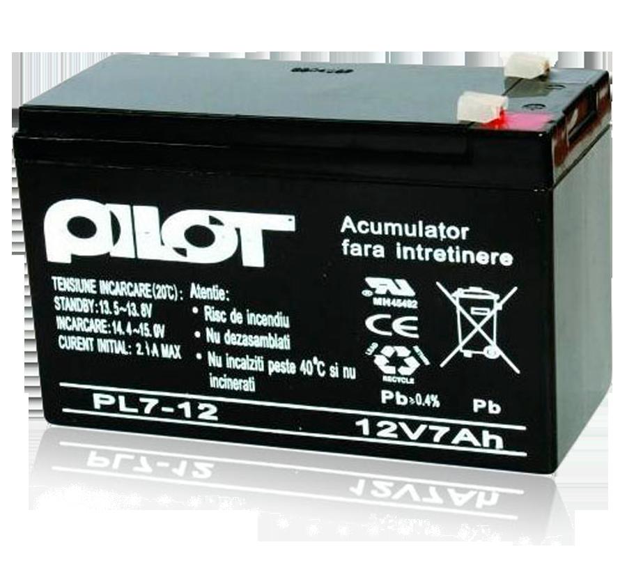Acumulator pentru alarma DSC instalare Craiova