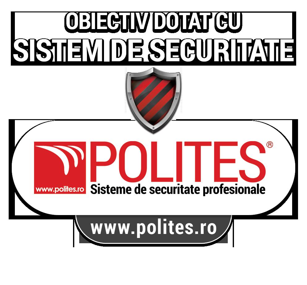 Firma Polites Craiova instaleaza sisteme de alarma antiefractie